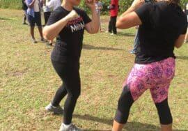 Emmons-Woman Self-Defense Boot Camp